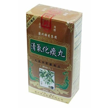 Qing Qi Hua Tan Wan Dietary Supplement (200 pills)