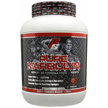 PRO SUPPS Pure Karbolyn Dietary Supplement, Strawberry, 4.4 Pound