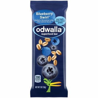 Odwalla Bars Blueberry Swirl 2 Oz Bars (15 Pack)