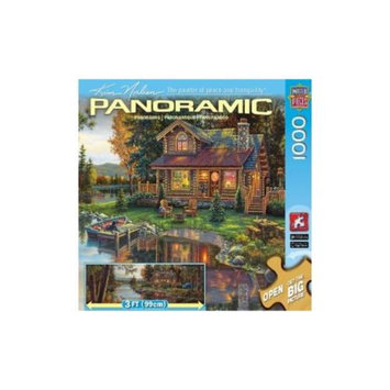 MasterPieces / Kim Norlien Panoramic 1000-piece Puzzle, Peace Like a River
