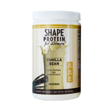 Shape Protein for Women Vanilla Bean
