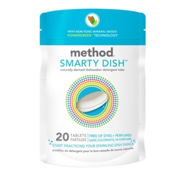 method Smarty Dish Dishwasher Detergent Tabs