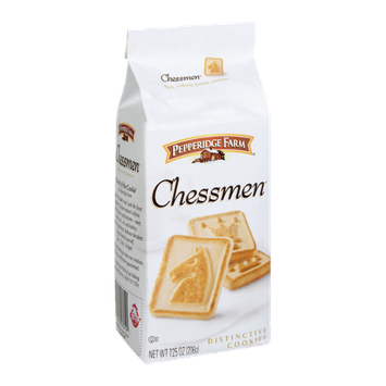 Pepperidge Farm Chessmen Distinctive Cookies