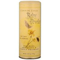 Common Sense Farm Baby Powder 2.6 oz.
