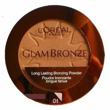 L'Oréal Paris Glam Bronze Bronzing Powder Compact