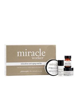 Philosophy Miracle Worker Miraculous Anti-Aging Trial Kit