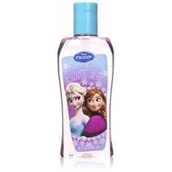 3 Pk, Disney Frozen Frosted Berry Scent Bubble Bath 8oz