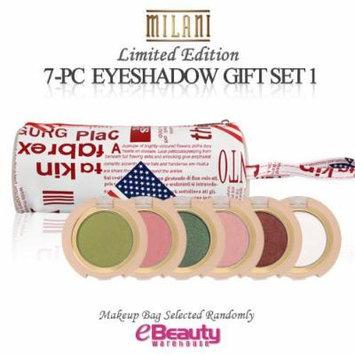 Milani 7pc Gift Set Eye Shadow