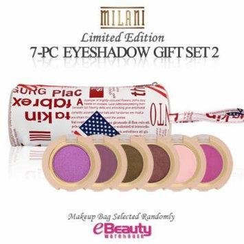 MILANI 7PC GIFT SET Eye Shadow (SET2)