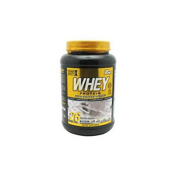 Top Secret Nutrition Whey Protein Vanilla Cream 2 lb