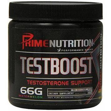 Prime Nutrition Test Boost Supplement, Watermelon, 66 Gram