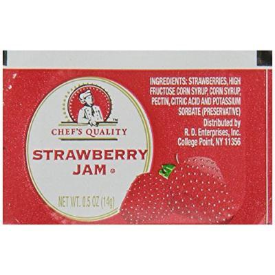 Chef's Quality Strawberry Jam, 6.25 Pound
