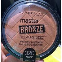 Maybelline Facestudio Master Bronze Powder - 320 - Vacation Bronze - 2pc