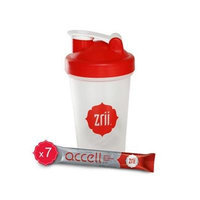 Zrii Accell Sampler with Shaker