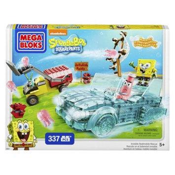 Mega Brands Mega Bloks Invisible Boatmobile