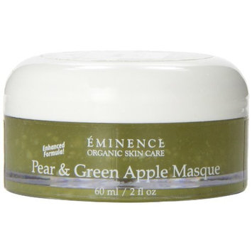 Eminence Organic Skin Care Eminence Masque Skin Care, Pear and Green Apple, 2 Ounce