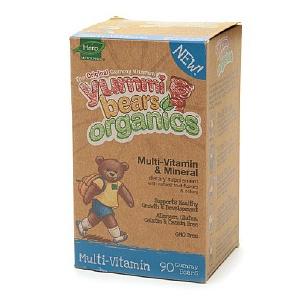 Yummi Bears Multivitamin & Mineral Gummy Bears