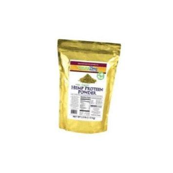 Hemp Protein Powder, 5 lbs, (Raw, Organic, Plant Based), 2 - 2.5 lb bags, ** 2 PACK, BEST DEAL **