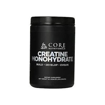 Core Nutritionals Creatine Monohydrate Dietary Supplement, 400 Gram