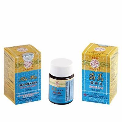 Great Wall Brand Sea Horse Bushing (Hai Ma Jian Shen) Wan Herbal Supplement 120 Pills