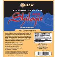 High-Himalayan Raw Dark Shilajit Powder (2 oz)