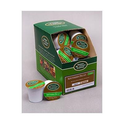 SOUTHERN PECAN Flavored Coffee --- by Green Mountain --- 1 box of 24 K-Cups