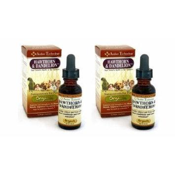 Amber Technology Hawthorn & Dandelion 1 oz. - 2 Bottles