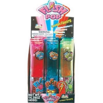 DDI 1188229 Flash Pop Lollipop 1.9 oz Cd -Pack of 12