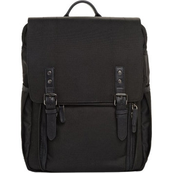 Ona The Nylon Camps Bay Camera and Laptop Backpack, Black