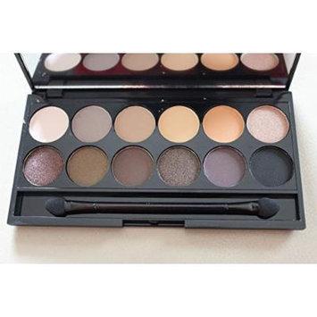 Sleek I-divine Eyeshadow Palette (Au Natural)