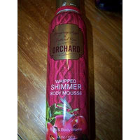Bath & Body Works Honeycrisp Apple & Buttered Rum Orchard Whipped Shimmer Body Mousse 5.3 Oz