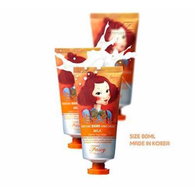 Fascy super cute girly hand cream 80ml - Milk