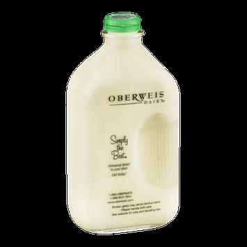 Oberweis Dairy Eggnog