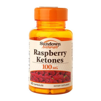 Sundown Naturals Raspberry Ketones 100mg