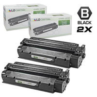 LD Canon Remanufactured S35 (7833A001AA) Set of 2 Black Laser Toner Cartridges