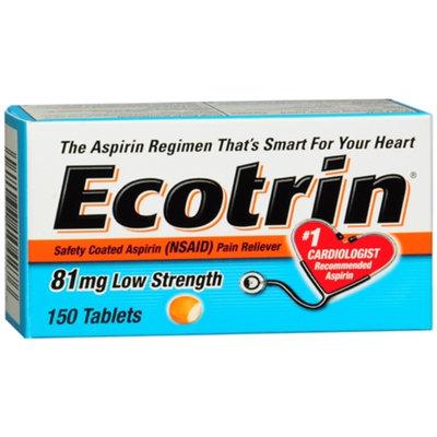 Ecotrin Safety Coated Enteric Aspirin