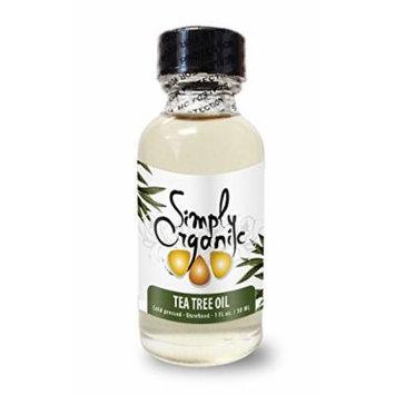 Organic Tea Tree oil by Simply Organic (Melaleuca Alternifolia)