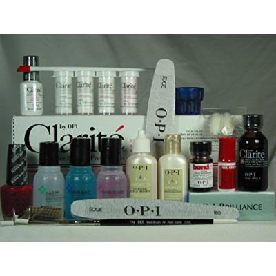 OPI Clarite STUDENT KIT Acrylic Nail Liquid Powder