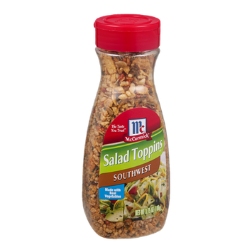 McCormick Salad Toppins Southwest
