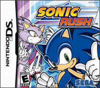Sonic Software Planning Sonic Rush