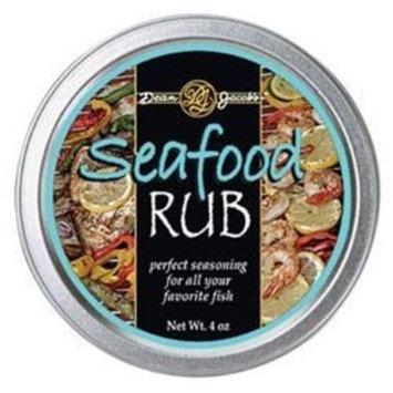 Dean Jacob's Gourmet Seafood Rub
