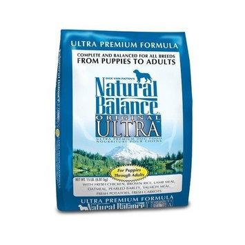 Natural Balance Ultra Premium Dry Dog Food