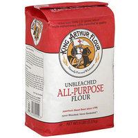 King Arthur Flour King Arthur Unbleached All Purpose Flour, 5 lb (Pack of 8)