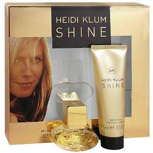 Heidi Klum Shine Fragrance Gift Set