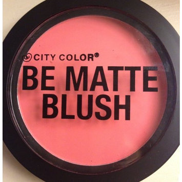 City Color Be Matte Dragonfruit Blush