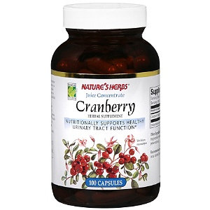Nature's Herbs Cranberry Juice Concentrate