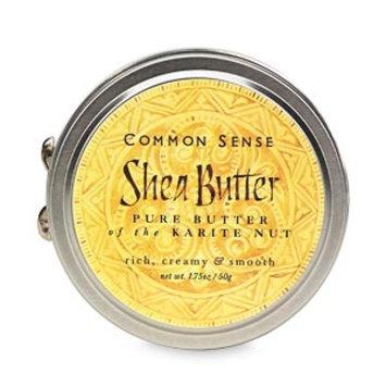 Common Sense Shea Butter