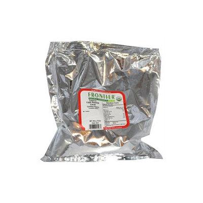 Frontier Bulk Carob Powder Lightly Roasted ORGANIC 1 lb. package 2593