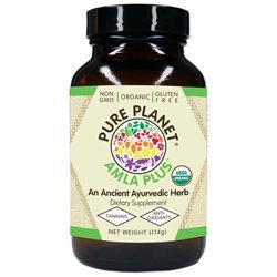 Pure Planet - Amla-C Plus Natural Vitamin C Powder - 4 oz.