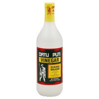 Datu Puti Vinegar, Regular Plastic, 33.8-Ounce (Pack of 12)